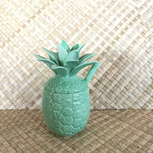 Load image into Gallery viewer, Pineapple containers with spoon