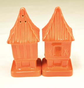 Bahay Kubo salt and pepper shakers