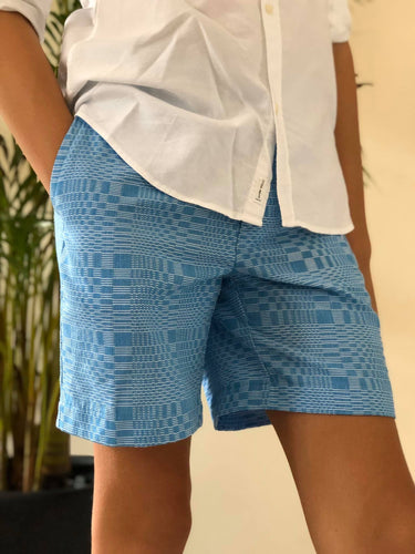 Arnel, blue men shorts