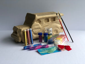 Jeepney art kits