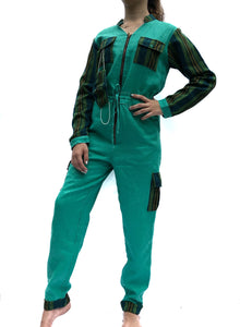 New normal Jumpsuit in green