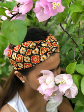Load image into Gallery viewer, Agathe in red headband