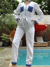 Load image into Gallery viewer, New normal Jumpsuit in white