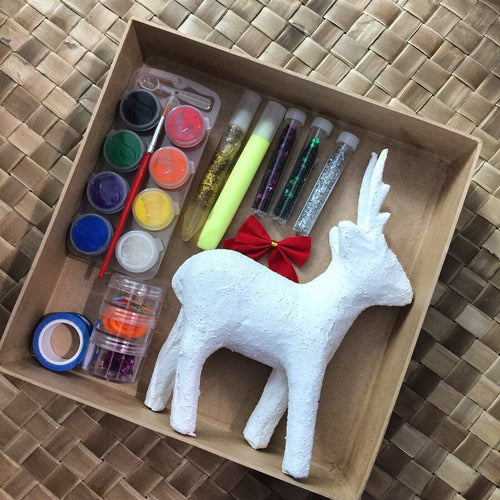 Reindeer art kits