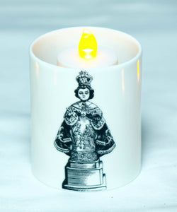 Sto. Niño Candle holder
