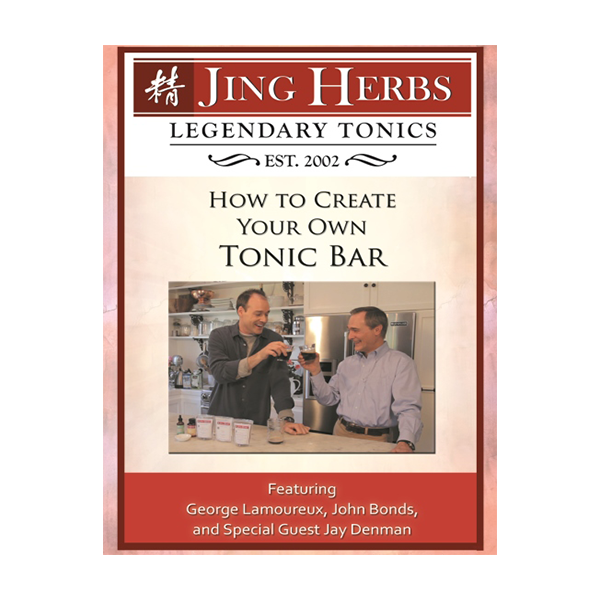 How to Create Your Own Tonic Bar DVD! - JingHerbs