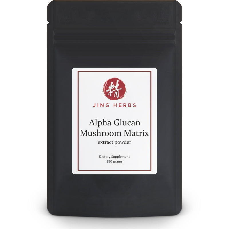 Alpha Glucan Mushroom Matrix Extract Powder - JingHerbs