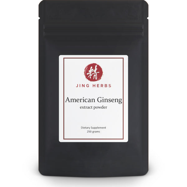 American Ginseng Extract Powder 250g - JingHerbs