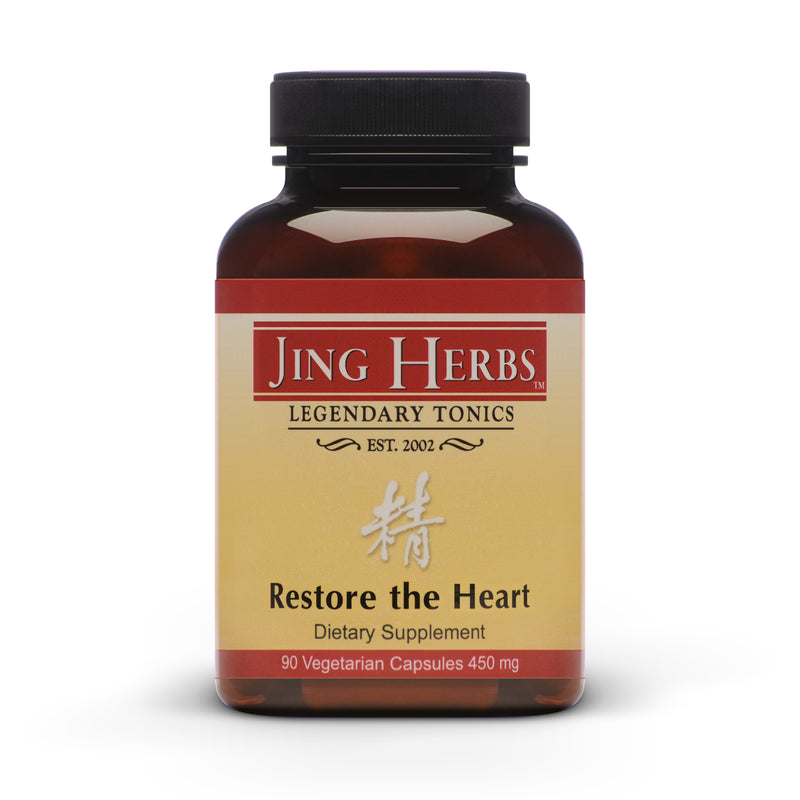 Restore the Heart - JingHerbs