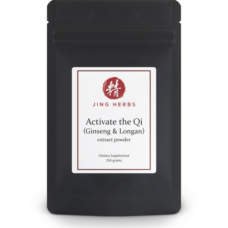 Activate the Qi extract powder 250 grams - JingHerbs