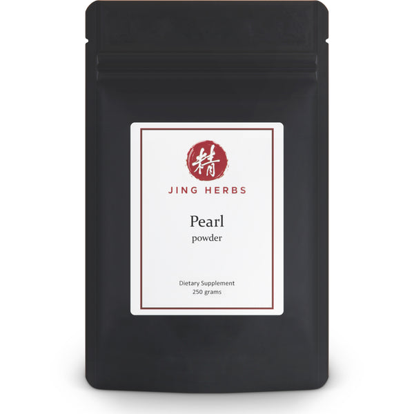 Pearl powder  250 grams - JingHerbs