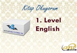 Kitap Okuyorum 1. Level English