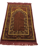 Prayer Rug, Red, Seccade Kirmizi