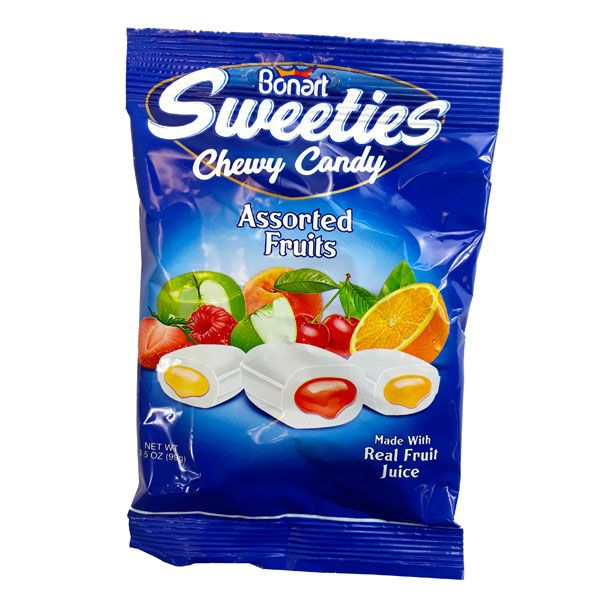 Bonart Sweeties Assorted Fruits Flavor