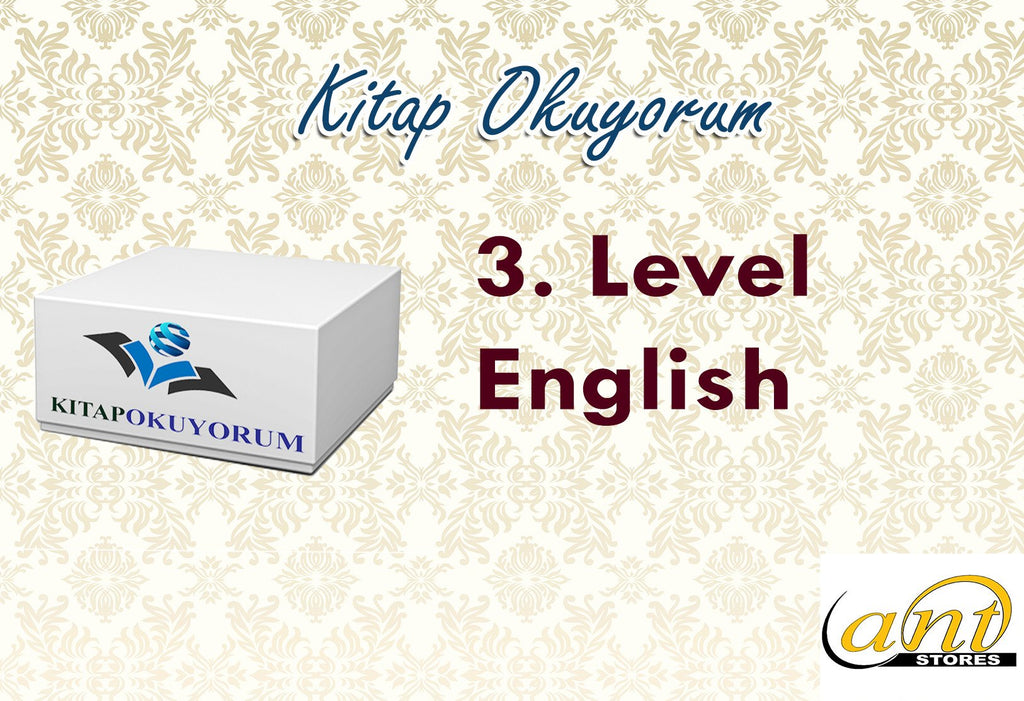Kitap Okuyorum 3. Level English