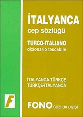 Fono Pocket Dictionary Italian-Turkish/ Turkish-Italian