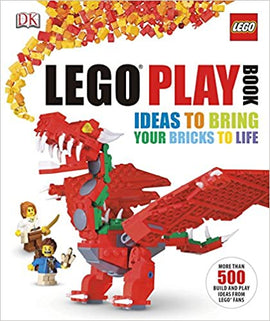 LEGO Play Book: Ideas to Bring Your Bricks to Life - Hardcover