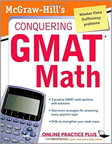 McGraw-Hill's Conquering the GMAT Math: Mgh's Conquering GMAT Math
