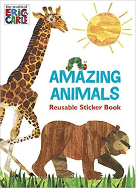 AMAZING ANIMALS Paperback