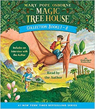 Magic Tree House Collection: Books 1-8 [Audiobook, Unabridged] [Audio CD]