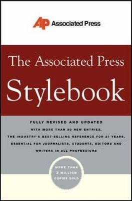 Associated Press Stylebook and Briefing on Media Law (Revised) ( Associated Press Stylebook & Briefing on Media Law ) (42ND ed.)