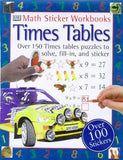 Times Tables (Maths Sticker Workbooks, Key Stage 2)