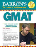 Barron's GMAT: Graduate Management Admission Test