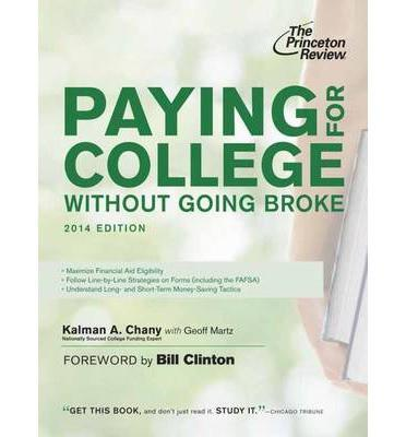 Paying for College Without Going Broke (2014)