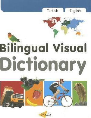 Milet Bilingual Visual Dictionary (English-Turkish)