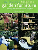 Handmade Garden Furniture (Quick & Easy)