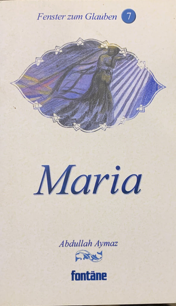 Maria - (German) (Mary Windows onto the faith) (7)
