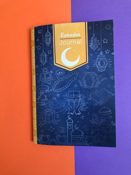 Ramadan Journal Pack