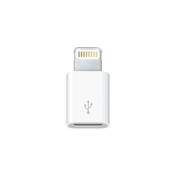 Lightning to Micro USB Adapter
