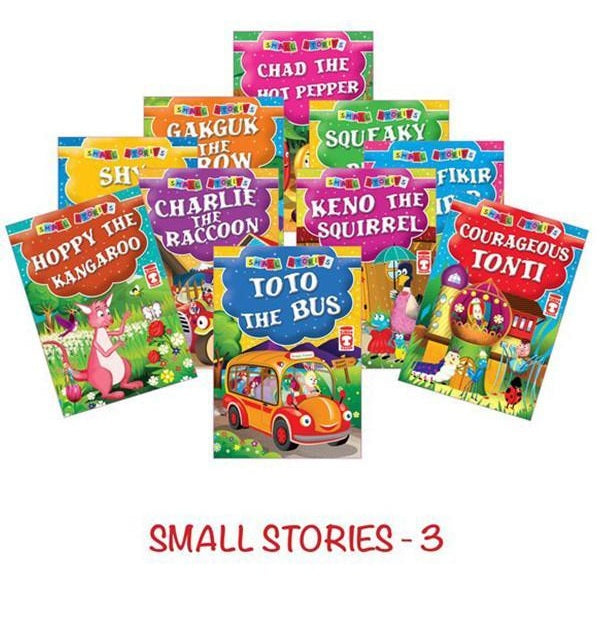 Small Stories-3 (10 Books)