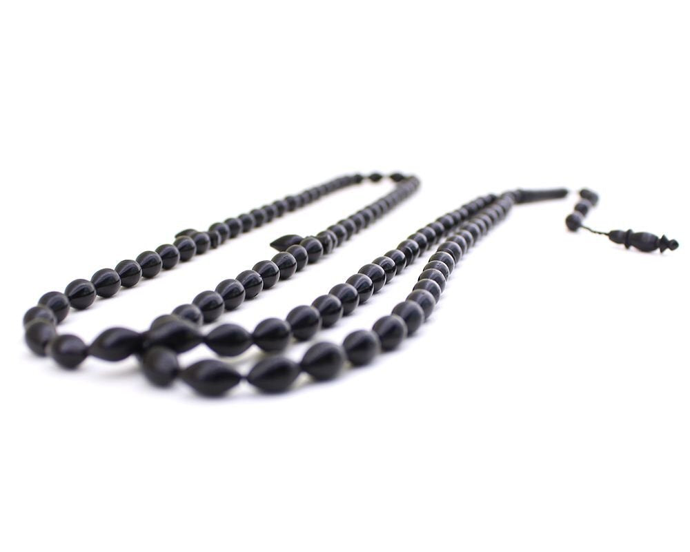 Tesbih 99luk Kuka (Kokka) - Arpa Kesim - 4x6 mm - Prayer Beads
