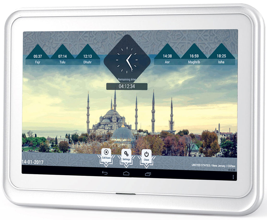 AYiNE TV (Ezan Saati) Digital Frame Azan Clock