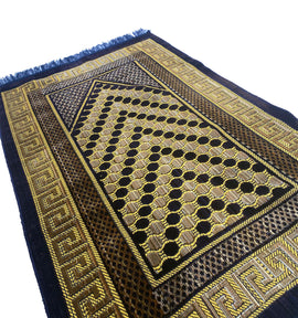 Prayer Rug, Blue, Seccade Koyu Mavi