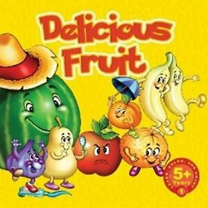 Delicious Fruit (Learn,Color and Enjoy)