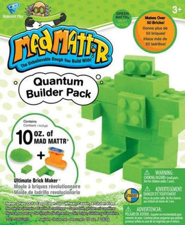 Mad Mattr Quantum Builder Pack-GREEN