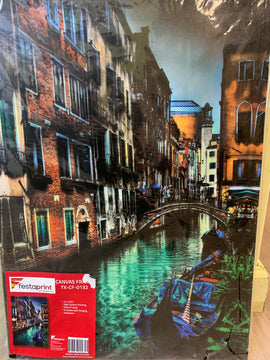 Venice Canvas Tablo