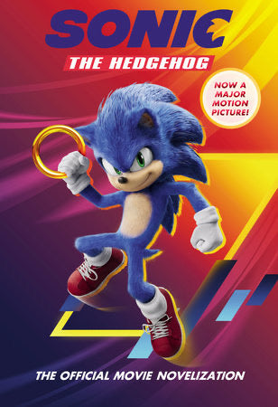 Sonic the Hedgehog: The Official Movie Novelization