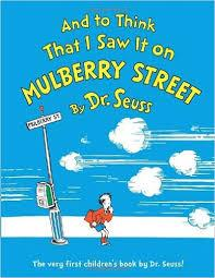 AND TO THINK/MULBERRY STREET