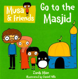Musa & Friends Go To The Masjid