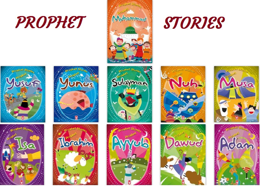 Prophet Stories (11 Books)