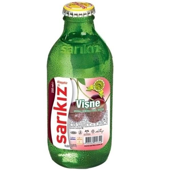 Sarikiz Sourcherry Mineral Water