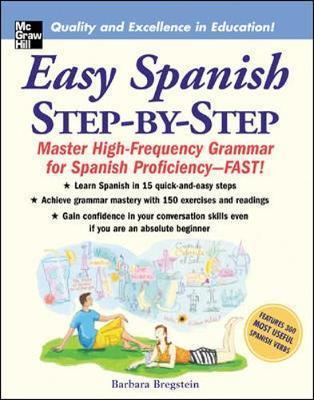 Easy Spanish Step-By-Step (1ST ed.)