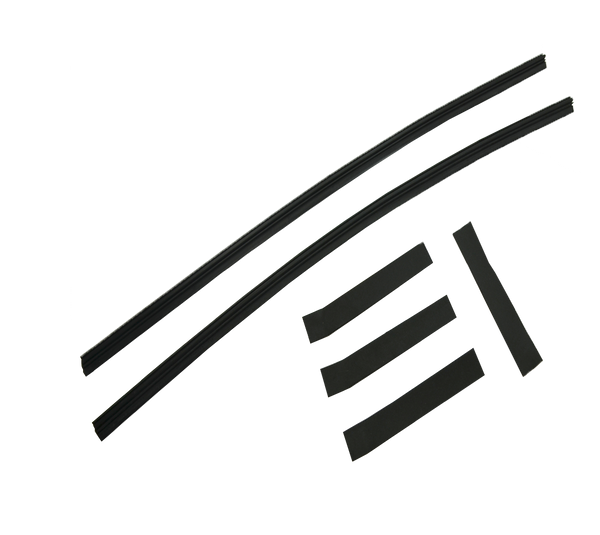 Wiper Blade Squeegees - Crystal Clear Blades