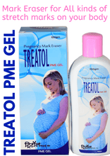 Load image into Gallery viewer, Treatol PME - Pregnancy Mark Eraser (100gm)