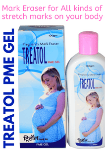 Treatol PME - Pregnancy Mark Eraser (100gm)
