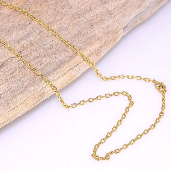 20 Inch Charles Albert Alchemia Delicate Linked Chain